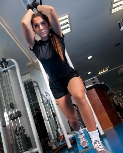 Carolina Portaluppi - Filha do jogador Renato Gaúcho