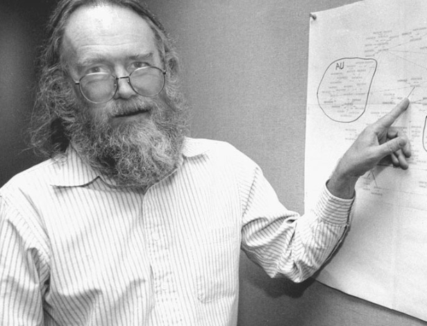 Hall da Fama da Internet: Jon Postel 