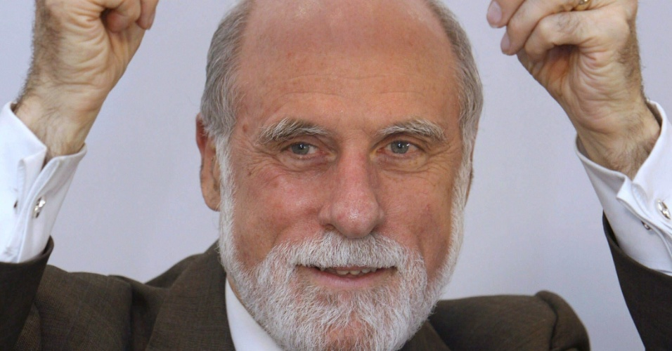 Hall da Fama da Internet: Vint Cerf 