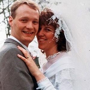 Martin e Lisa Curran foram casados por 25 anos; ele se casou com outra mulher há seis anos