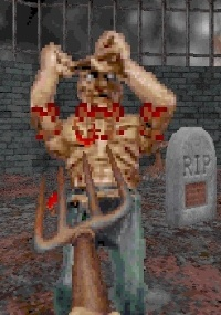 "Shooter violento, ""Blood"" seguiu o sucesso de ""Doom"" e ""Duke Nukem 3D"""