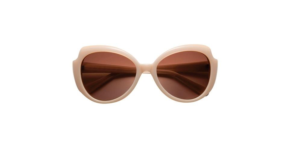 Copie o estilo delicado de Cida (Isabelle Drummond) com um óculos Santa Lolla, que custa R$ 299,90 (www.santalolla.com.br). Preço pesquisado em agosto de 2012 e sujeito a alterações