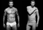 Blog Salto Alto: Beckham ataca como modelo e posa para ensaio