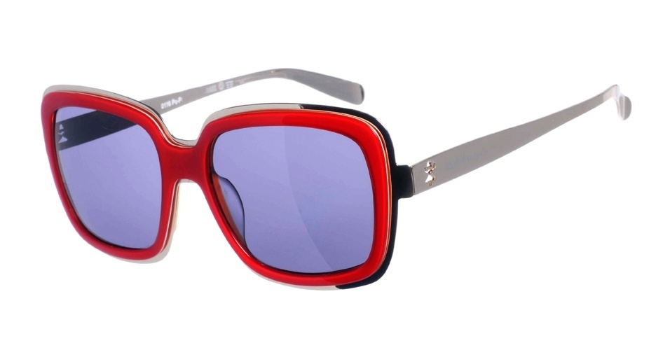 Na Chilli Beans também há outras variações de cores para o modelo de óculos usado pela vilã Carminha. O modelo custa R$ 248 (www.chillibeans.com.br). Preço pesquisado em agosto de 2012 e sujeito a alterações