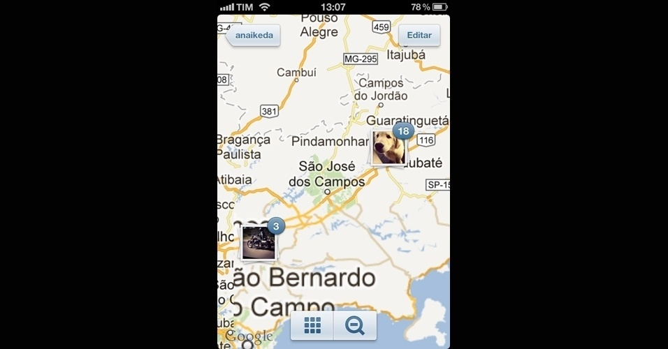 Recurso que mostra localização de fotos no Instagram desagrada usuários; veja como evitá-lo