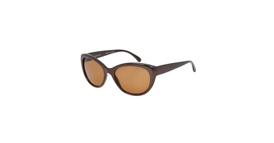 Uma opção mais barata de óculos está na Renner, que tem um modelo parecido com o de Cida (Isabelle Drummond), mas só custa R$ 59,90 (www.lojasrenner.com.br). Preço pesquisado em agosto de 2012 e sujeito a alterações