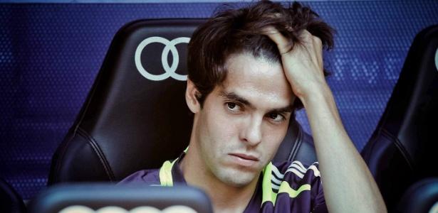 Com futuro indefinido no Real Madrid, meia Kaká pode voltar para o Milan