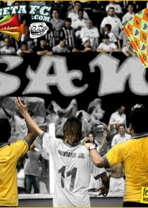 Corneta FC: Quem disse que o auxiliar não levantou a bandeira?