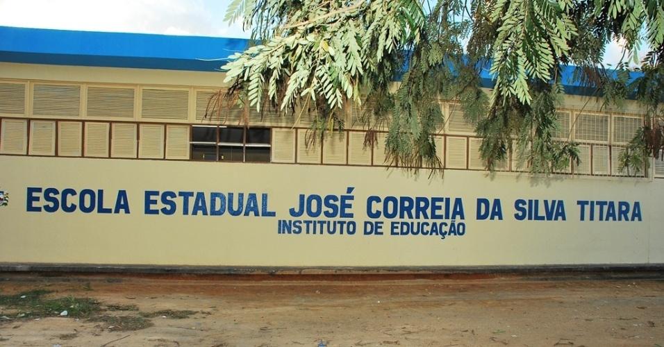 Escola Estadual José Correia da Silva Titara, localizada no Cepa (Centro Educacional de Pesquisas Aplicada), no Farol, em Maceió, também tirou nota baixa no Ideb 2011