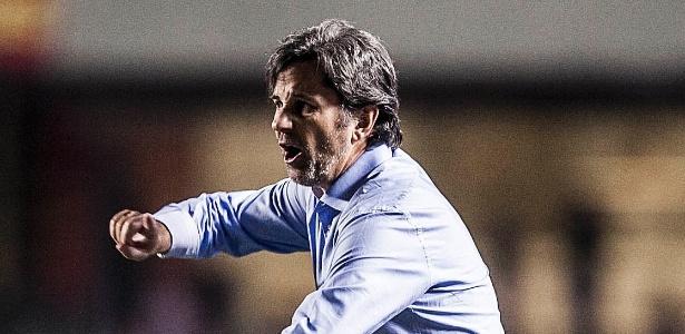 Caio Júnior comandou o Bahia em apenas dez partidas em sua passagem pelo clube