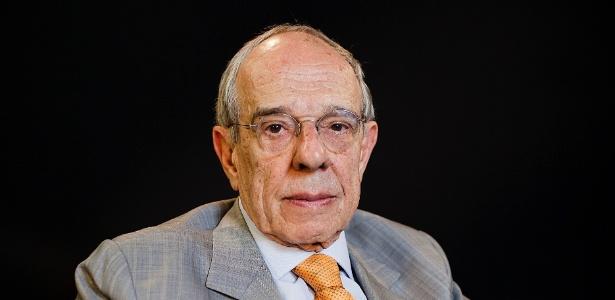 O ex-ministro da Justiça Márcio Thomaz Bastos, 79