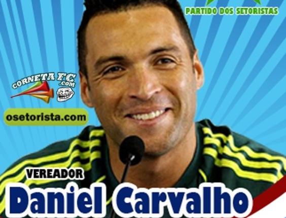 Corneta FC: Vote em Daniel Carvalho, um candidato de peso