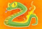 Boitatá: Cobra de fogo ou alma penada - eVison/Arte UOL
