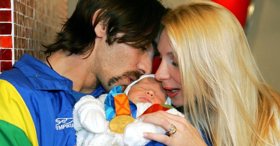 O marido bebe femibion 1