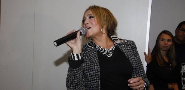 Susana Vieira no lançamento de seu CD (2011)