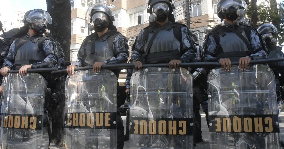 batalhão de choque, rio de janeiro, polícia