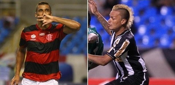 Defesas de Flamengo e Botafogo lutam contra a desconfiança de suas torcidas