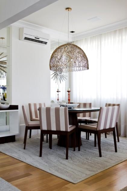 Sala De Jantar Usada Em Fortaleza ~ de 109 m² no Rio de Janeiro O imóvel dos anos 1960, apesar de