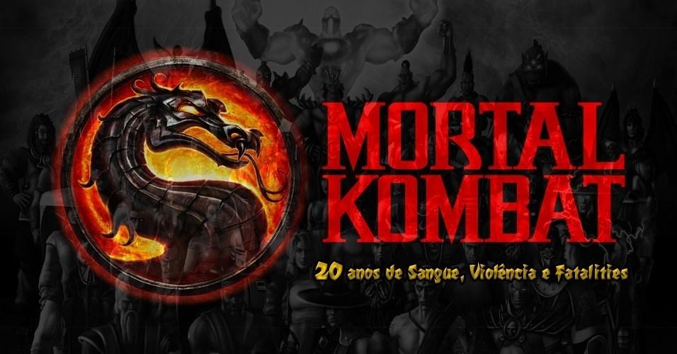 """Em meados de 1992, um jogo mudou a história dos games de luta. Com visual realista e principalmente muita violência gráfica, """"Mortal Kombat"""" percorreu um caminho próprio num gênero em ebulição - uma fagulha iniciada por """"Street Fighter II"""". Este álbum é a trajetória de sangue de um jogo que relata o embate entre humanos, deuses e demônios, cujo perdedor dá adeus à vida - e geralmente de forma brutal"""