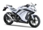 Kawasaki Ninja 250R é sonho de consumo no Brasil - Divulgação
