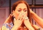 Susana Vieira se emociona ao receber no palco um bolo surpresa pelos 70 anos - AgNews