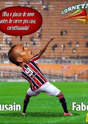 Corneta FC: E você, corintiano, já viu o Lusain Fabolt?