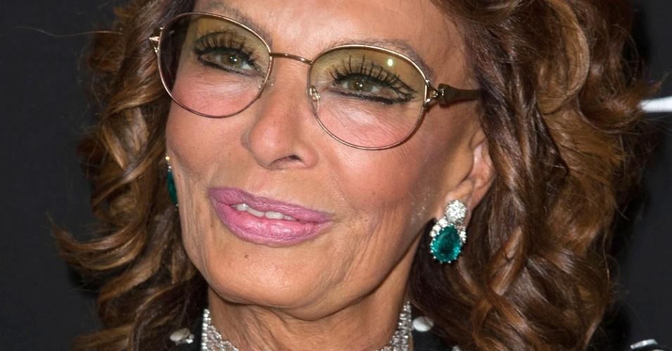 Looks inspiradores - morenas/bronzeadas - Sophia Loren
