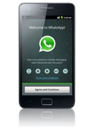 Atualização do WhatsApp criptografa mensagens