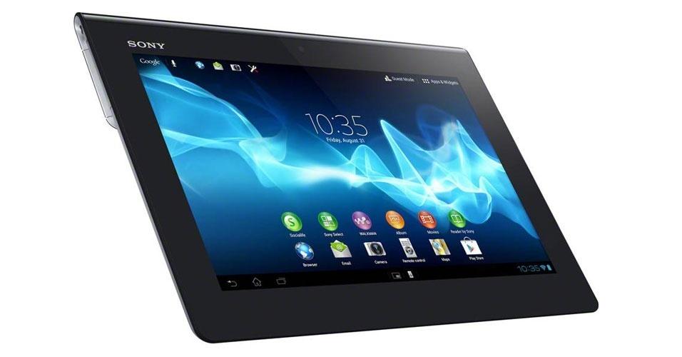 29.agosto.2012 - Sony apresentou o Xperia Tablet S, com Android e tela de 9,4 polegadas. Sem previsão de lançamento no Brasil, novidade será lançada nos EUA no dia 7 de setembro por US$ 399 (16 GB)