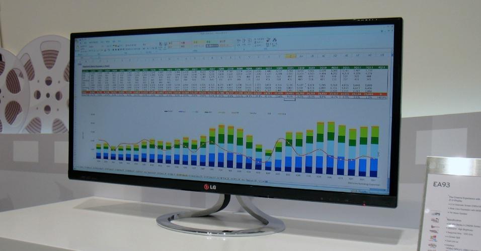 EA93 LG monitor