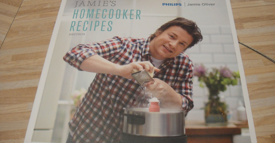 Jamie Oliver Home Cooker panela Philips