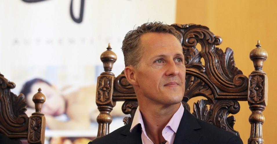 Michael Schumacher é o piloto que mais venceu em Spa, com seis triunfos entre 1992 e 2002