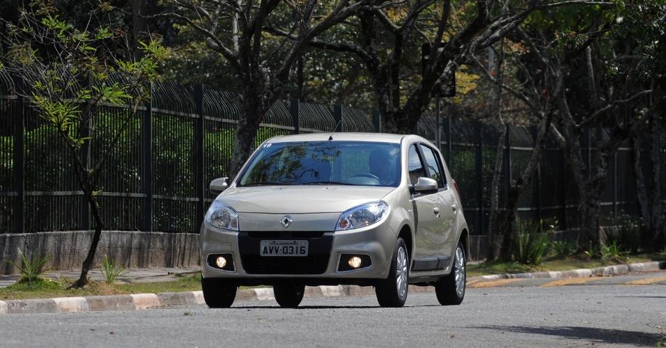 Renault Sandero Privilège 1.6 8V Hi-power 2013