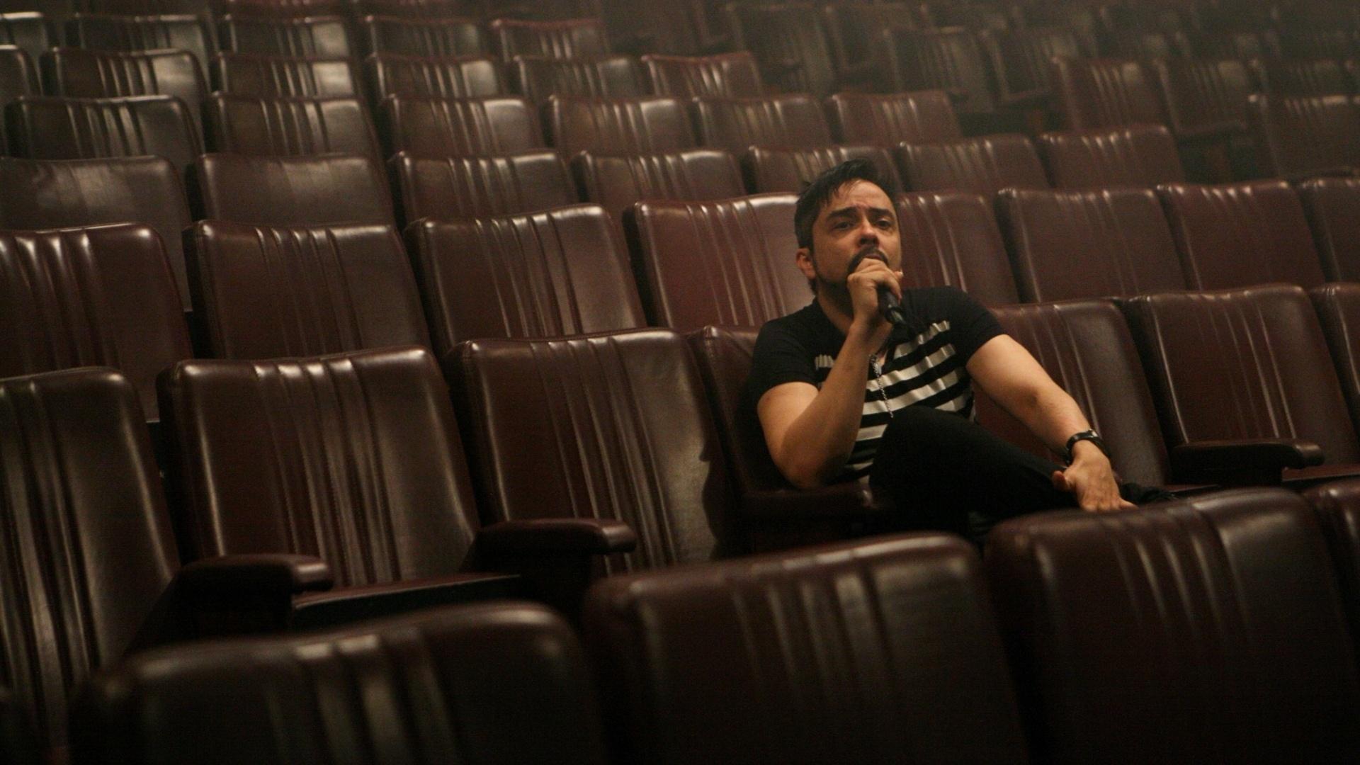 O diretor musical do espetáculo
