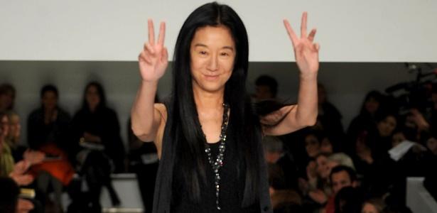 Vera Wang abriu seu primeiro ateliê de vestidos para noivas em 1990, em Nova York (EUA)