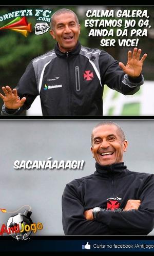 Corneta FC: O Vasco pode ficar tranquilo: ainda dá pra ser vice