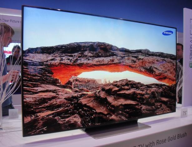 ES9000 samsung tv maior da ifa