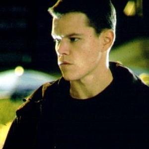 Matt Damon em