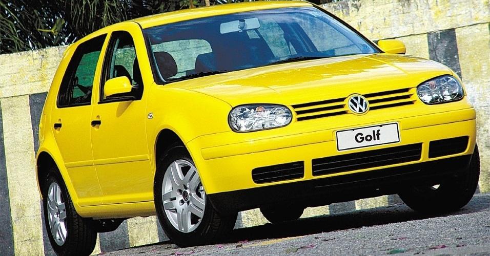 A partir desta geração ele passou a ser produzido no Brasil, na fábrica da VW em São José dos Pinhais (PR)