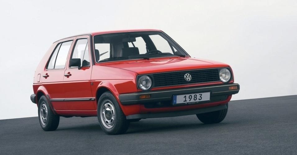 A segunda geração do carro foi lançada em 1983, nove anos depois do surgimento da primeira