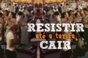 """Imagem do grupo do Facebook da """"Revolta do Busão"""""""