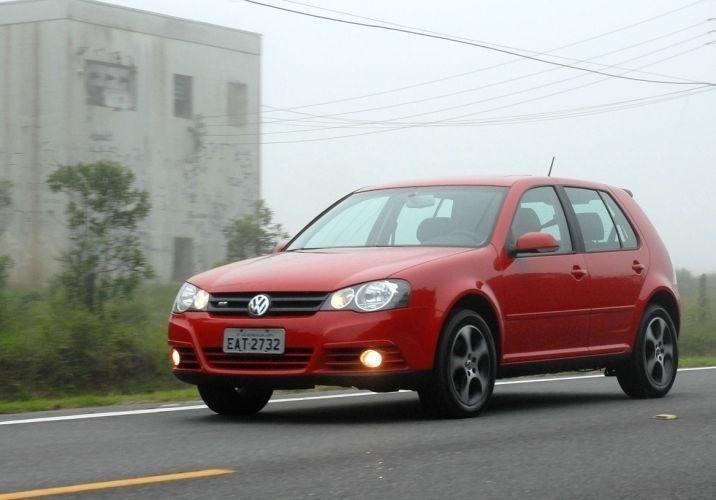 No Brasil, a VW preferiu investir em um facelift, que ficou conhecido popularmente como Golf 4,5