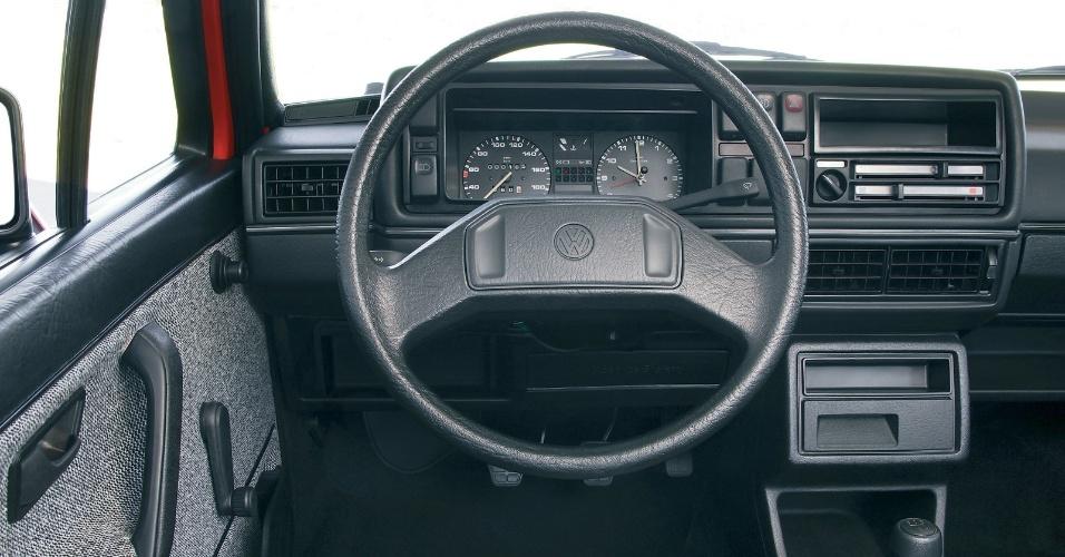O Golf 2 ainda teve a opção GTI, de motor 1.8 16V e tração 4x2 ou 4x4 -- esta última ainda correu ralis