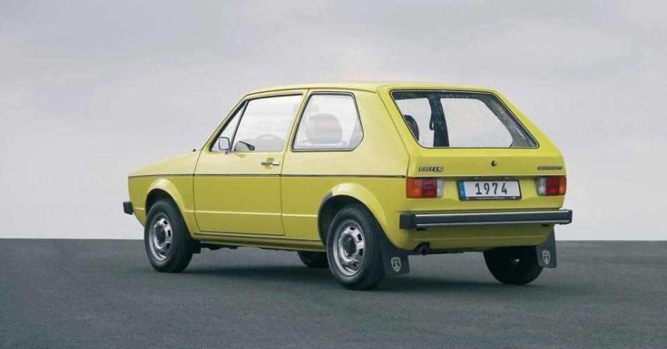 Por causa da fama de carros resistentes da Volkswagen, o Golf não demorou para fazer sucesso