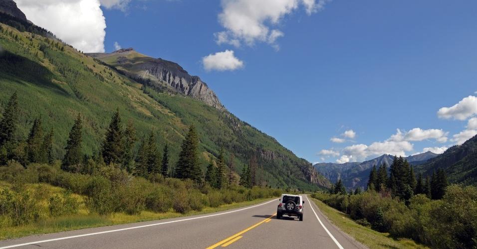 Experience 233 aventura nas trilhas do colorado fotos uol carros