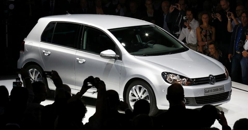 Mostrada no Salão de Paris de 2008, sexta geração do Golf mostrou ao mundo a nova identidade da Volks