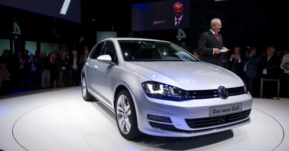 Novo Golf terá de alavancar ascensão da VW sobre Toyota e Honda e honrar história de 29 milhões de unidades vendidas