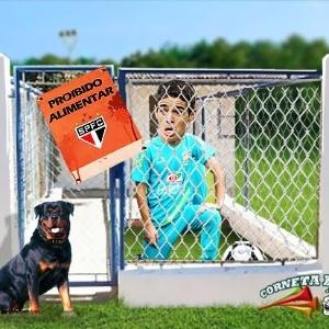 Corneta FC: Oscar encontra