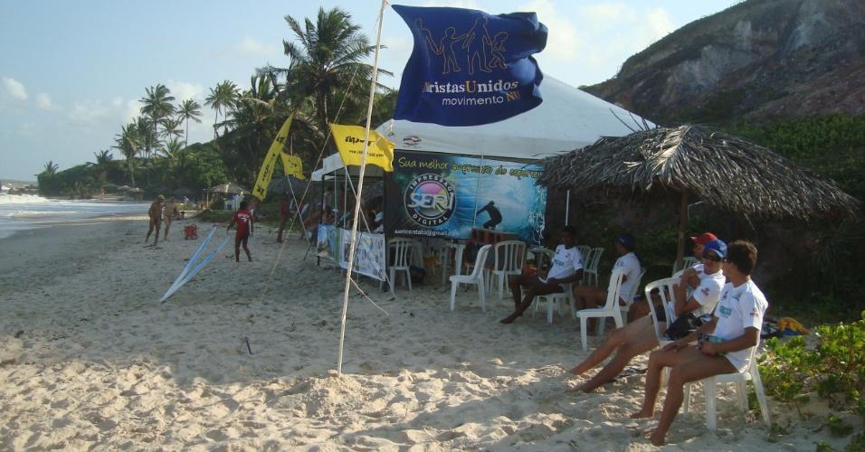 ... naturista do mundo Divulgação/Tambaba Open de Surfe Naturista Mais