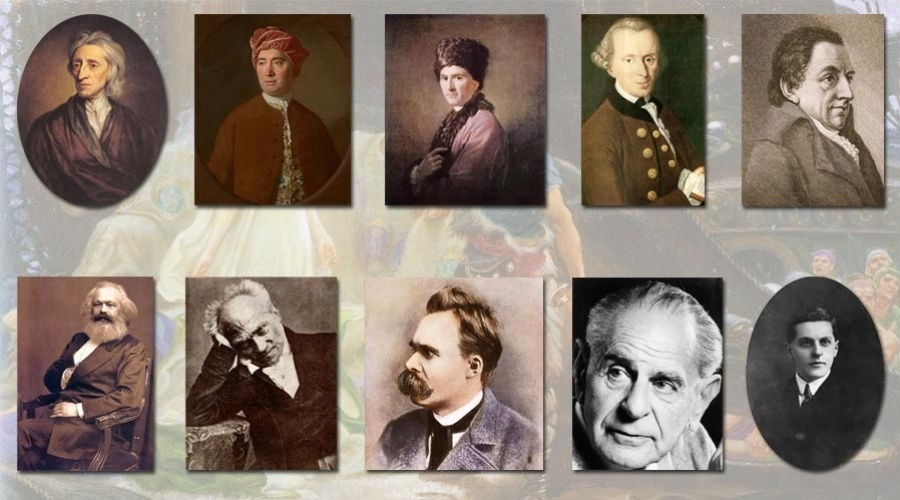CONCEITO CRISTÃO: LINHA DO TEMPO DA HISTÓRIA DA FILOSOFIA